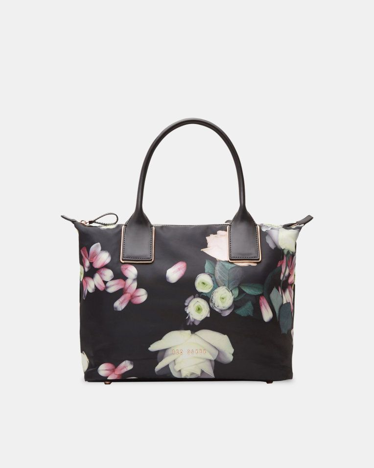 5f8e4e410a Kensington Floral small tote bag - Black | Bags | Ted Baker | bags ...
