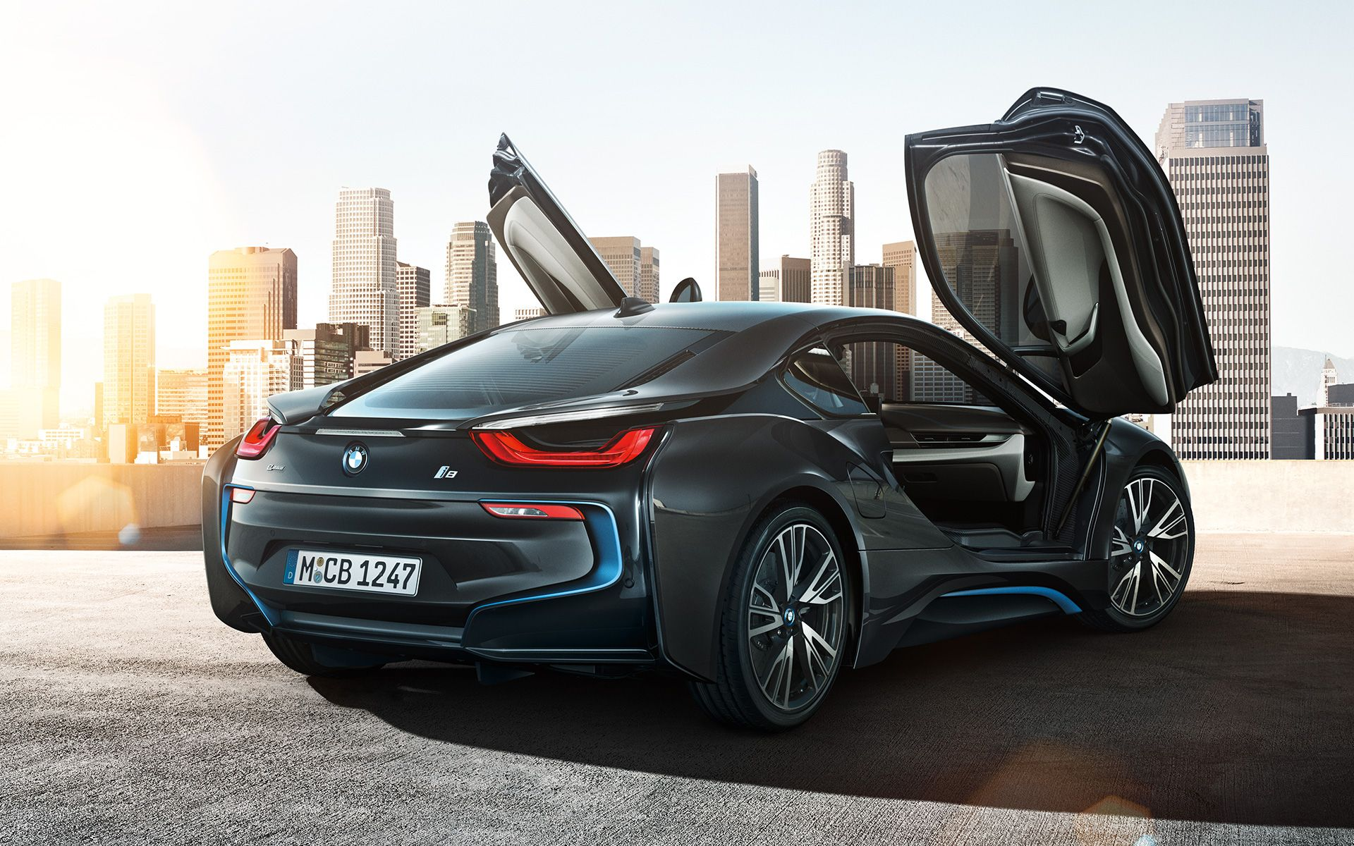 bmw i8 - from this link: http://www.bmw/com/en/newvehicles/i