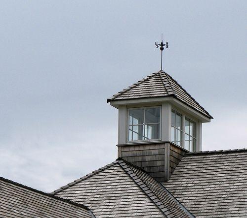 Cedar shakes cedar shakes building and barn for Roof cupola plans