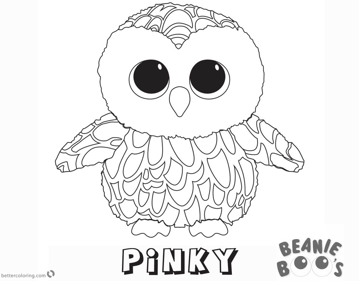 - Bunny Beanie Boo Coloring Pages In 2020 (With Images) Beanie Boo