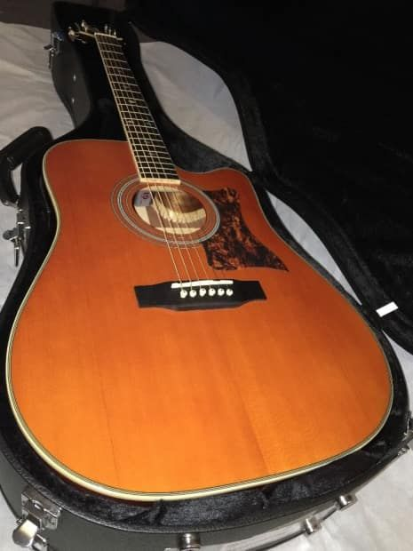 Epiphone Masterbilt Dr 500mce Acoustic Electric Guitar Reverb Acoustic Electric Acoustic Electric Guitar Epiphone