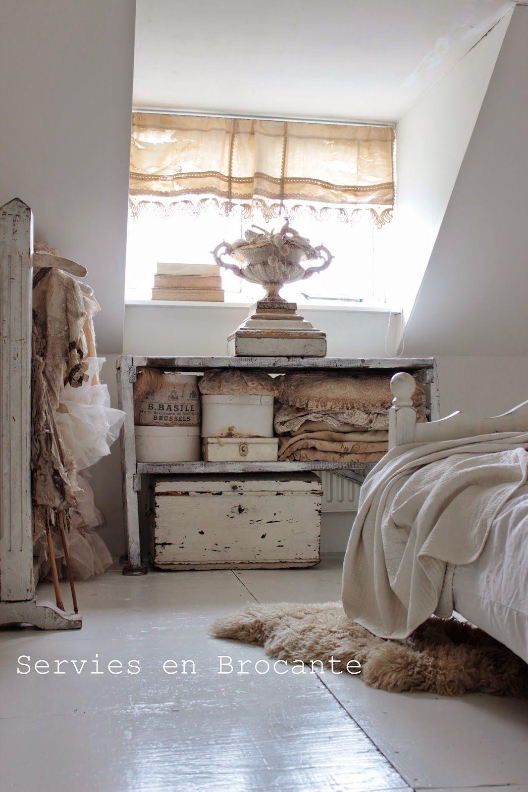 Verbouwing is klaar: Slaapkamer | Shabby Chic Home | Pinterest ...