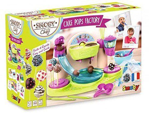 A Saisir Smoby 312103 Chef Cake Pops Factory Nombreuses