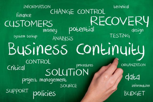 Business Continuity Is All About Planning And Ensuring That All