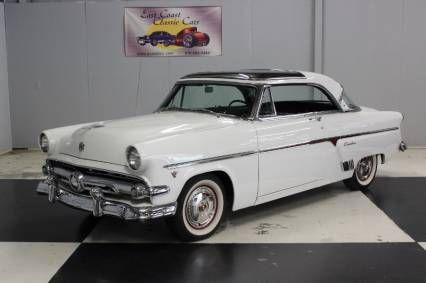 Ford Crestline For Sale Ford Crestline Classifieds Classic Cars Crestline Classic Cars 1954 Ford