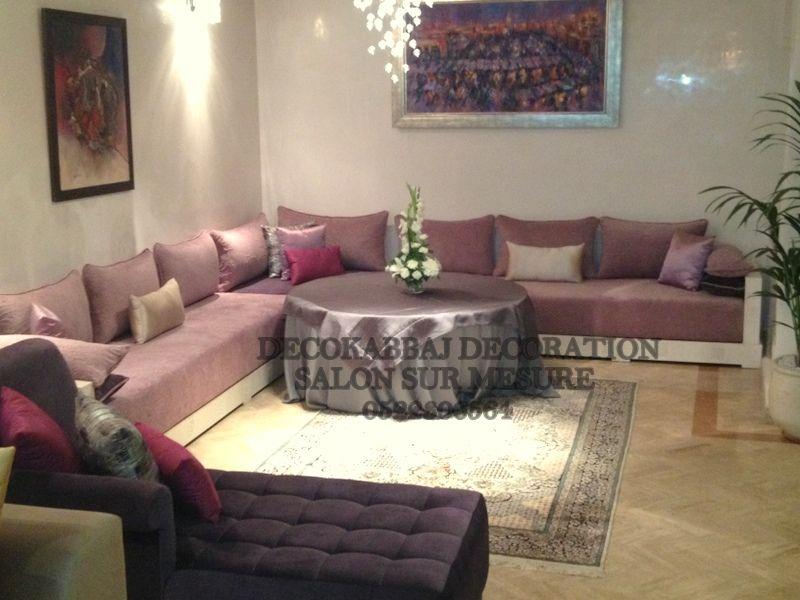 salon marocain deco wohnzimmer