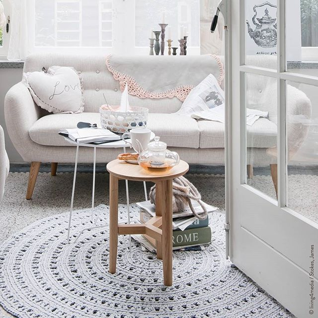 A dream in light colors - so beautiful and cozy! heartpulse