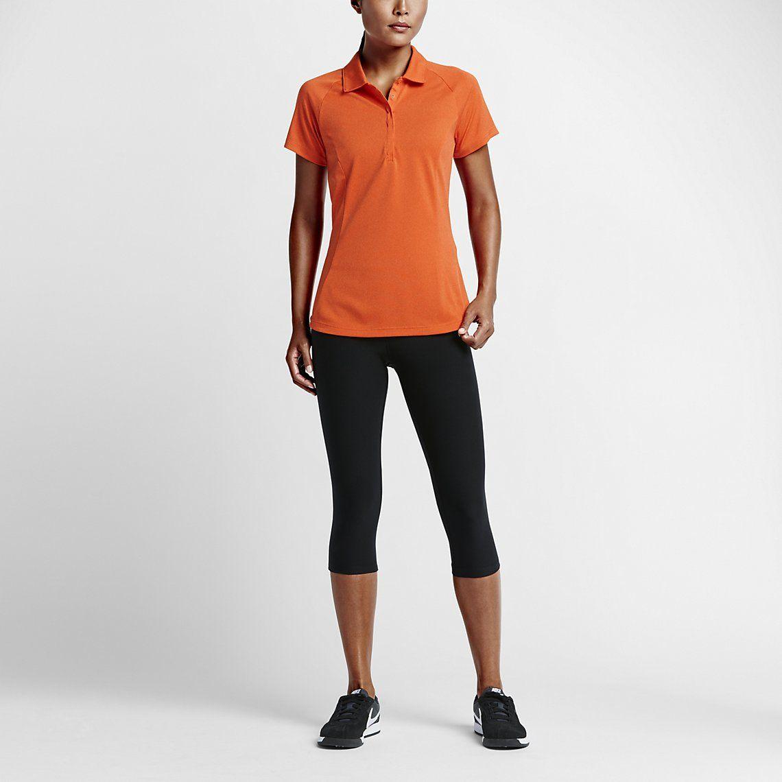 e2b6f64a Nike Lux Raglan 2.0 Women's Golf Polo. Nike Store UK | Gym kit ...
