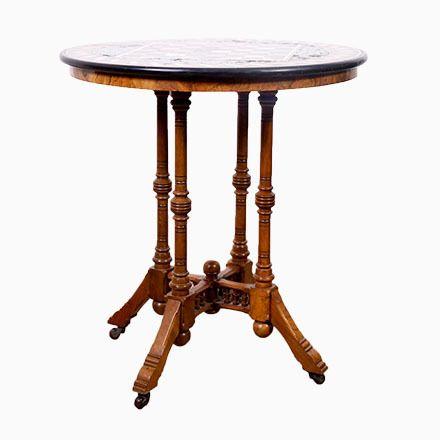 Marmor Tisch, 1860er Jetzt bestellen unter: https://moebel ...