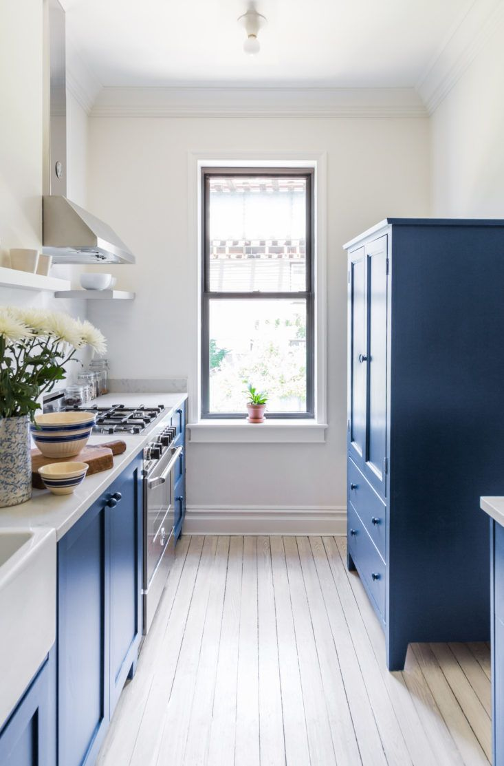 Before And After A Buzzfeed Founder S Renovated Rowhouse Budget Edition Kitchen Design Small Kitchen Remodel Small Modernist Furniture