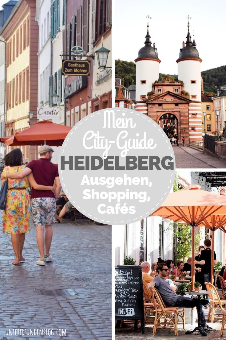 Mein Heidelberg – 11,5 Tipps für Eure Städtereise!