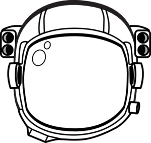 Astronaut Clipart Astronaut Helmet 9 Clothes Design Design Astronaut Helmet