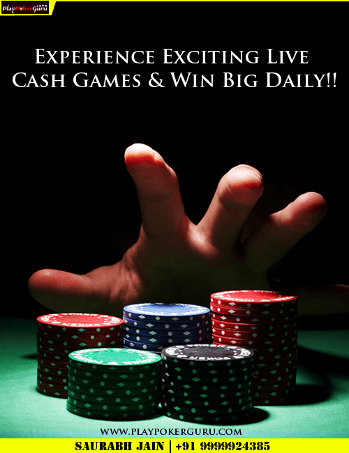 experience exciting live cash games and win Big Daily! in