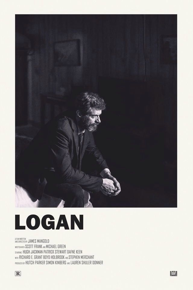 Hugh Jackman for the movie Logan