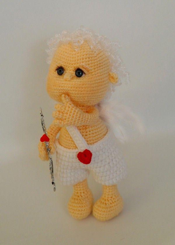 Häkelanleitung Puppe \