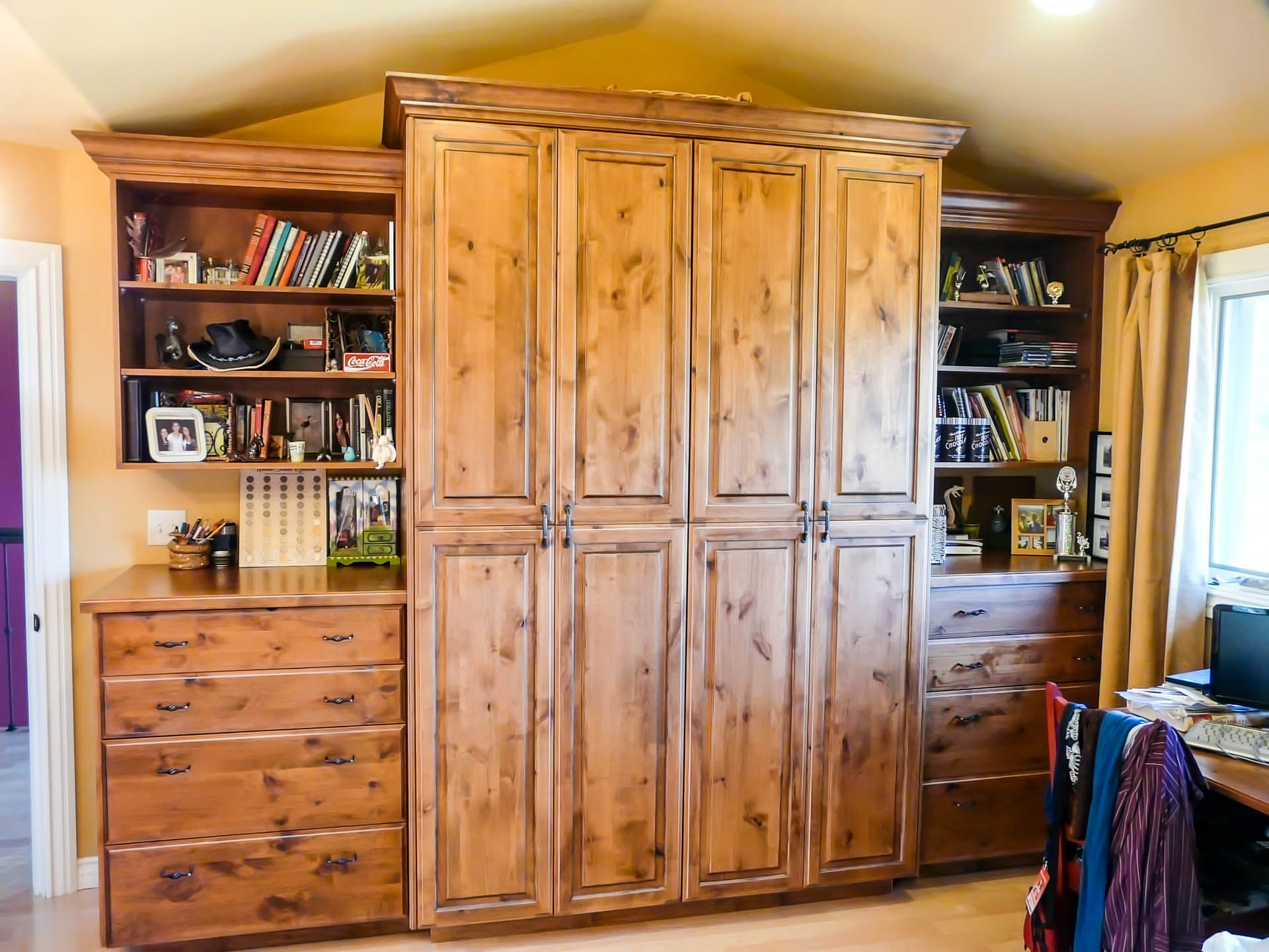 Upscale Country and Bedroom Custom