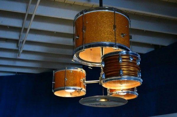 Designer Lampe selber bauen - ausgefallene Lampen | Diy ...