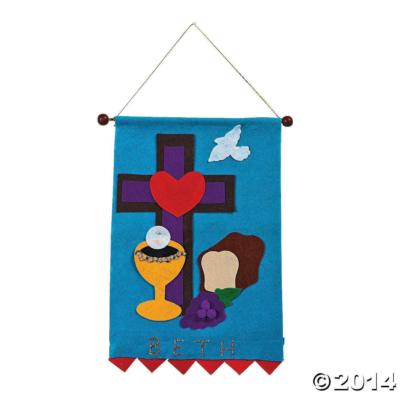 First Communion Crafts