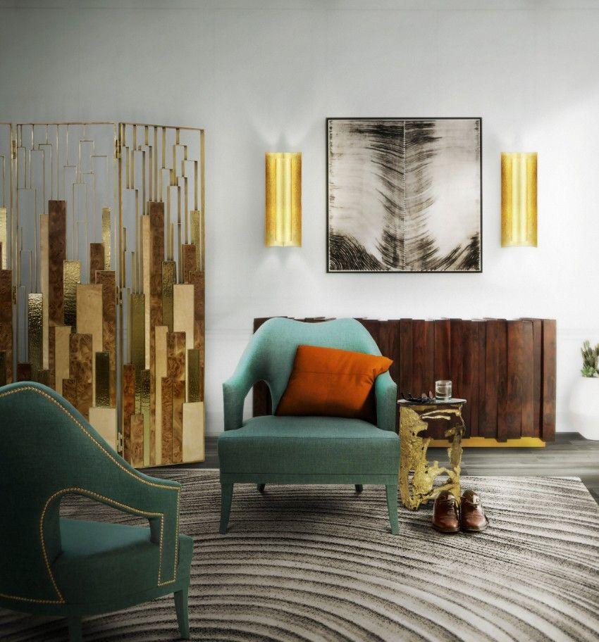 Top 7 beste Wandschirme für ein perfektes Wohnzimmer-Design - wohnzimmer design bilder