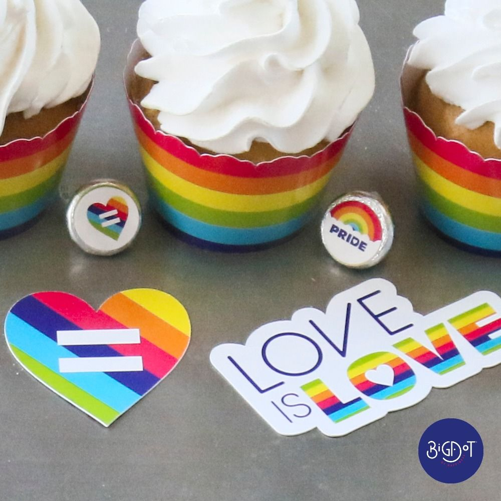 Decorate Your Pride Party With Vibrant Rainbow Colors