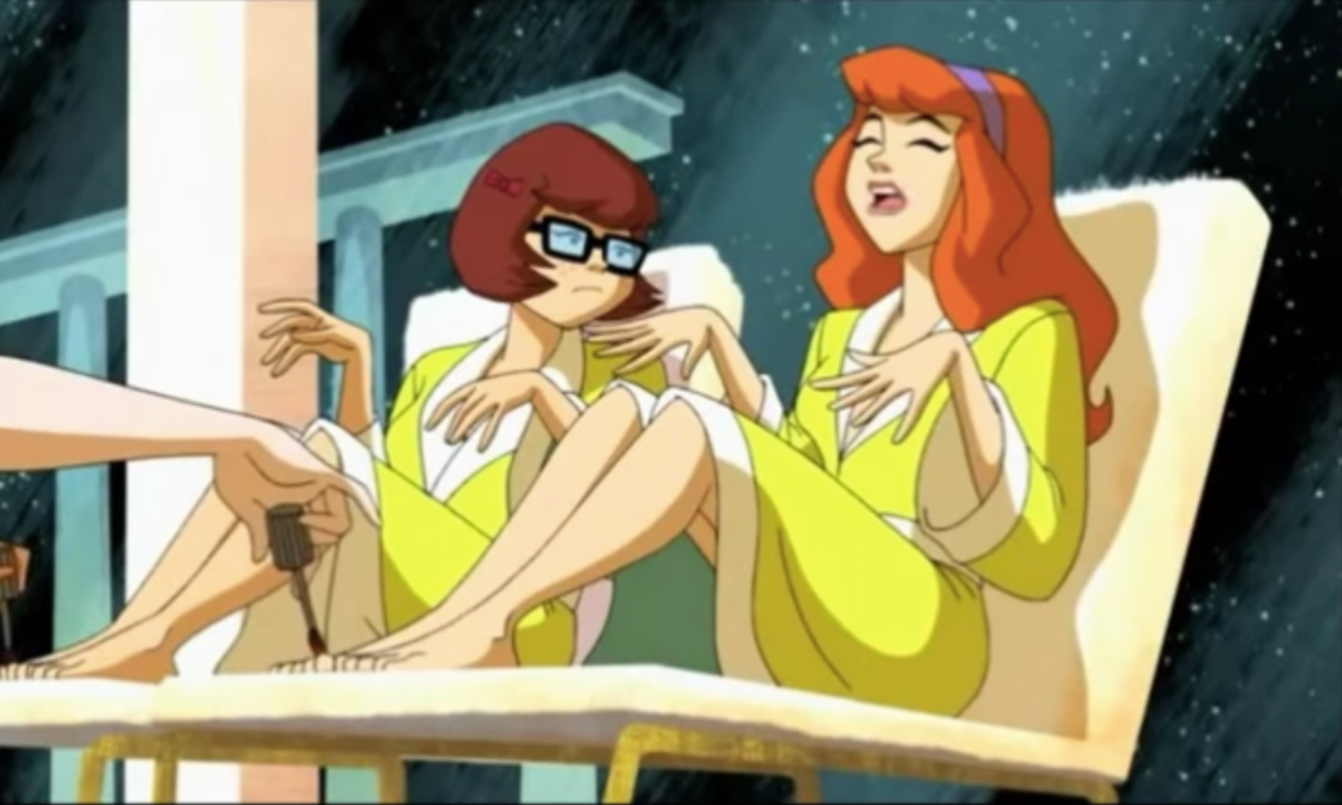 Sexy daphne blake 51 Daphne