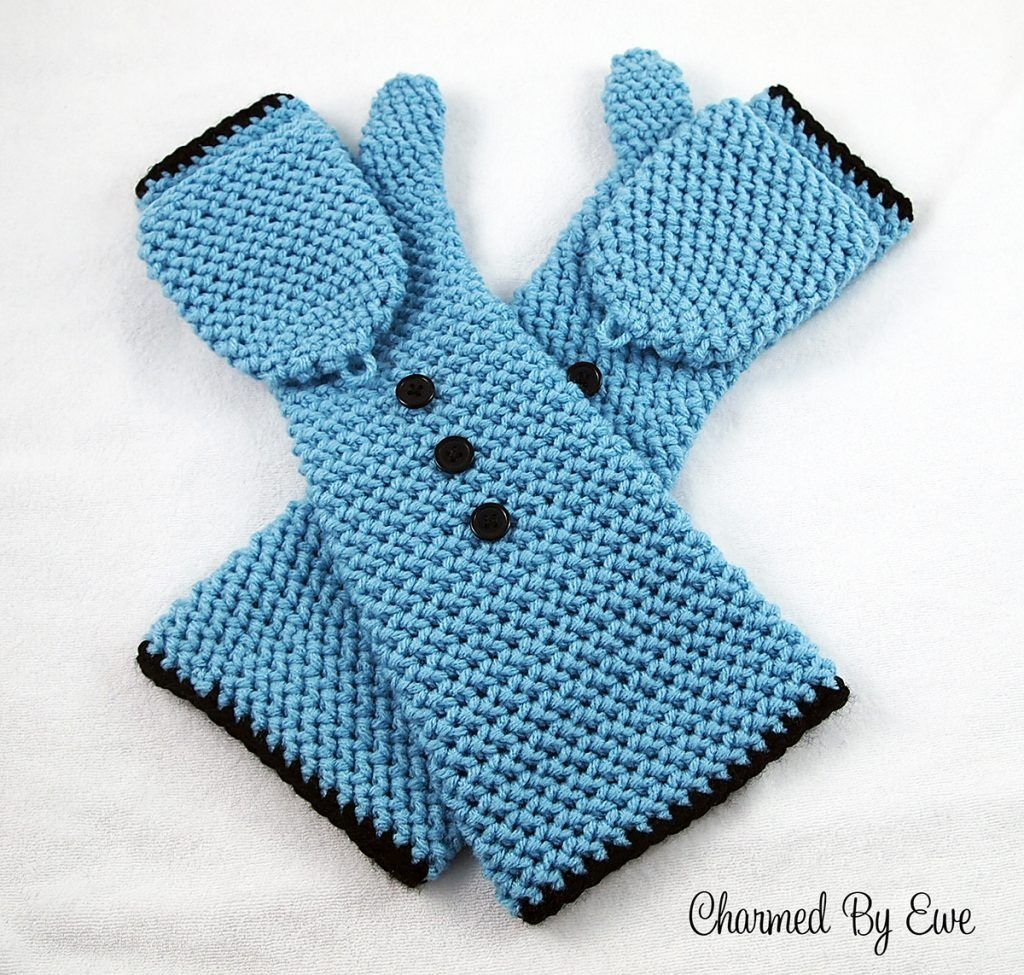 Free Pattern | Cosmic Convertible Mittens | DIY & Crafts that I love ...
