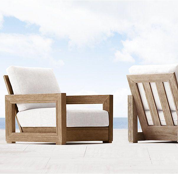 Costa Teak Classic Lounge Chair Diy Patio Furniture Furniture Design Furniture