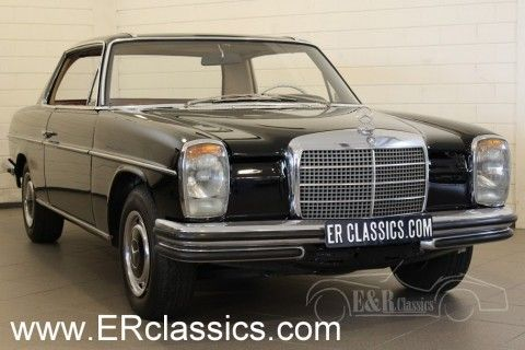 Mercedes Classic Cars | Mercedes oldtimers for sale at E & R Classic Cars!