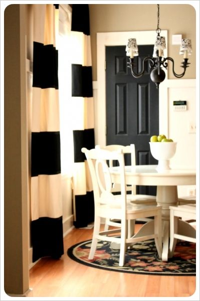 like the black door...