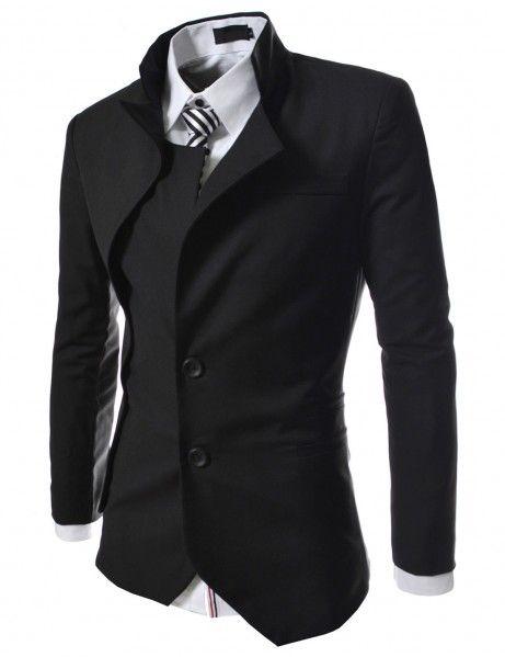 Masculino: Blazer ou paletó   Blazer masculino, Casacos para