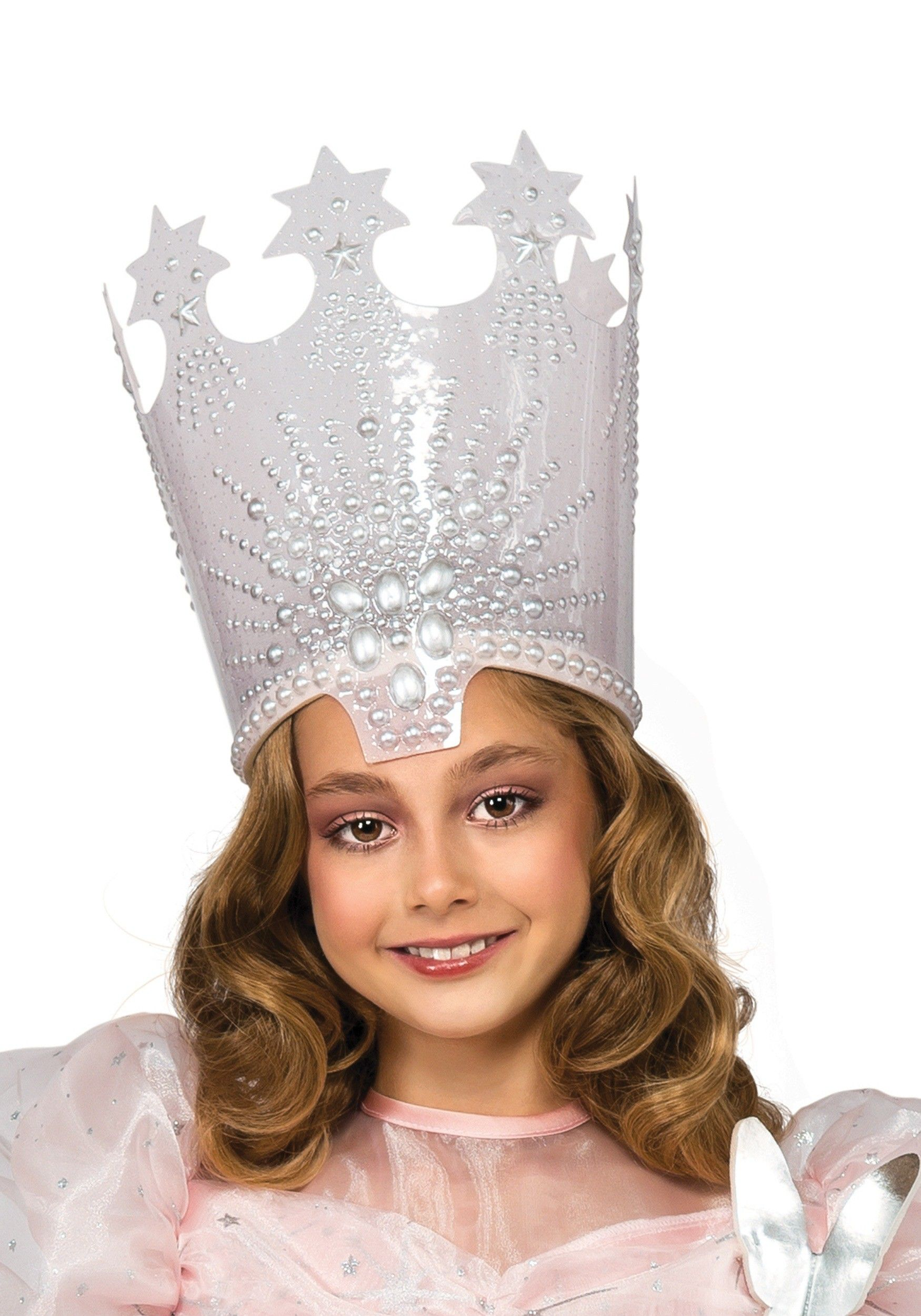 glinda the good witch crown - Google Search | Fairy Tale Dresses ...