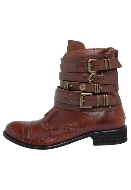 447d4b7a9 Bota Santa Lolla View Marrom | Coleção inverno | Sapatos, Botas e ...