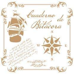 TODO STENCIL Deco Composici/ón 105 Abeja Corona Medidas Dise/ño 17 x 16,3 cm Stencil 20 x 20 cm