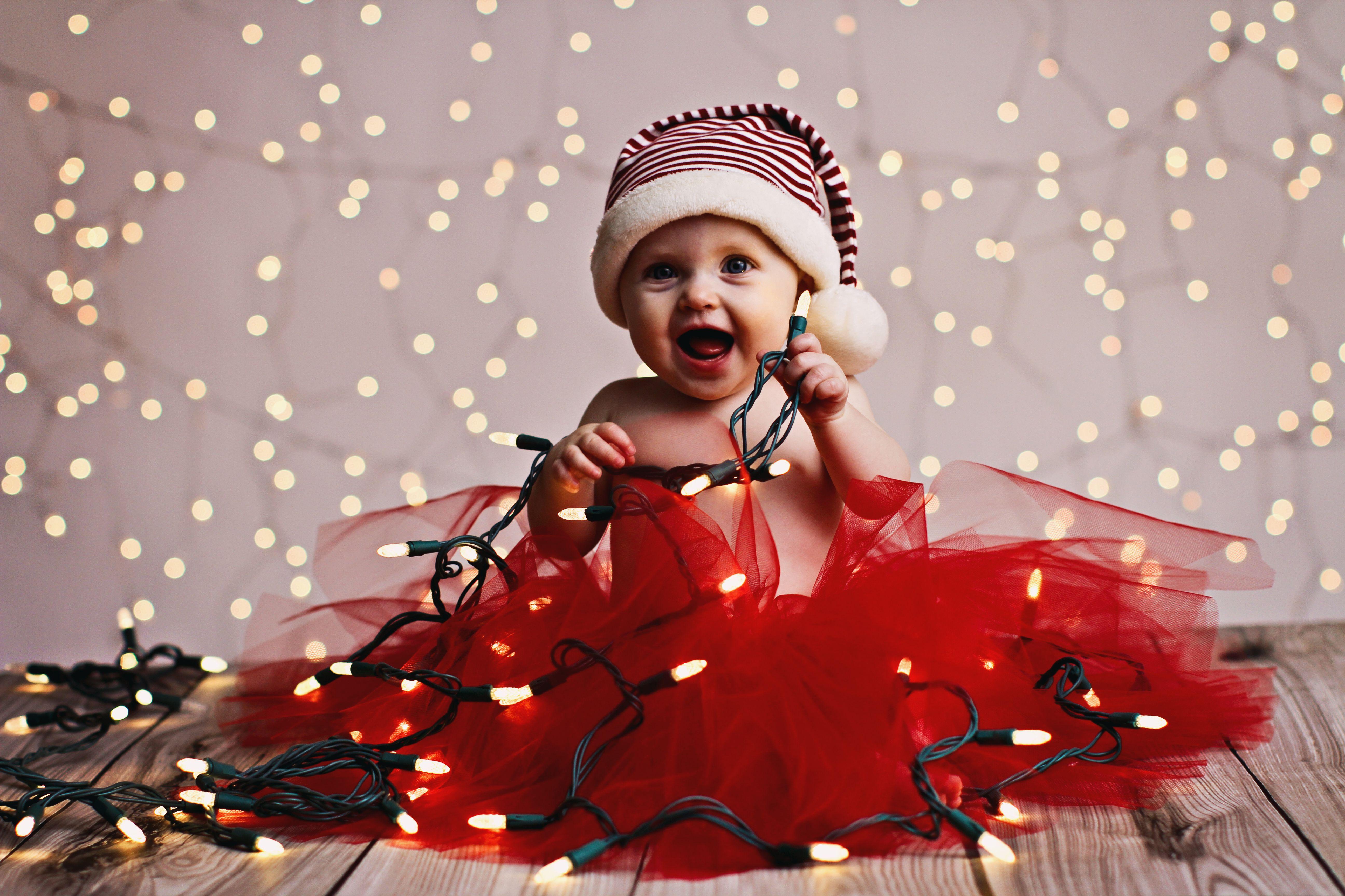 Xmas photos ideas photo ideas pinterest christmas for Cute baby christmas photo ideas