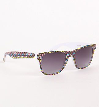 b0e0e1cdbe With Love From CA Tribal Print Sunglasses - PacSun.com