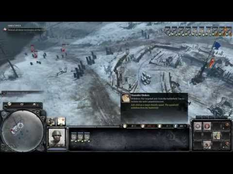 Company of Heroes 2 Walkthrough Part 3