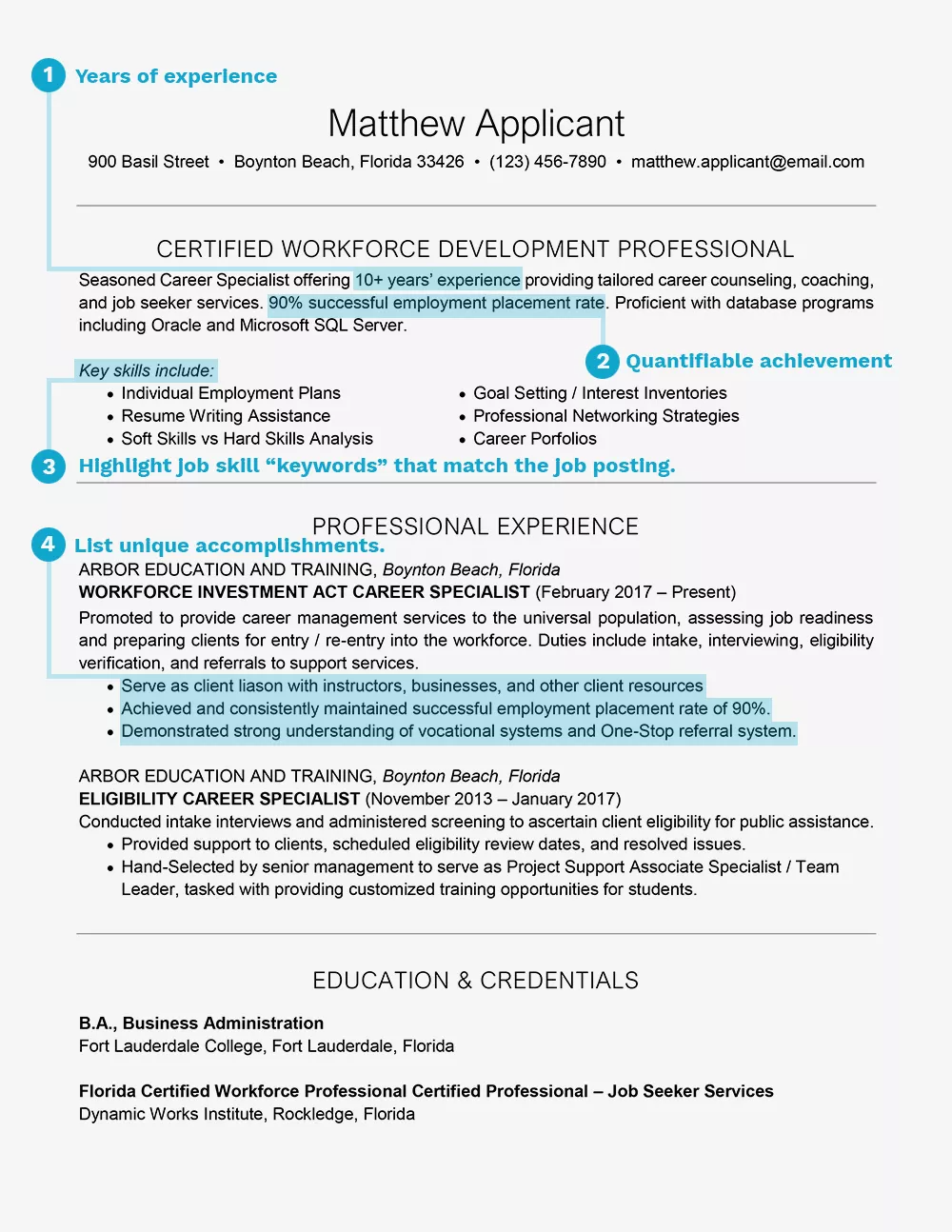 How to Write a Resume Summary Statement With Examples in