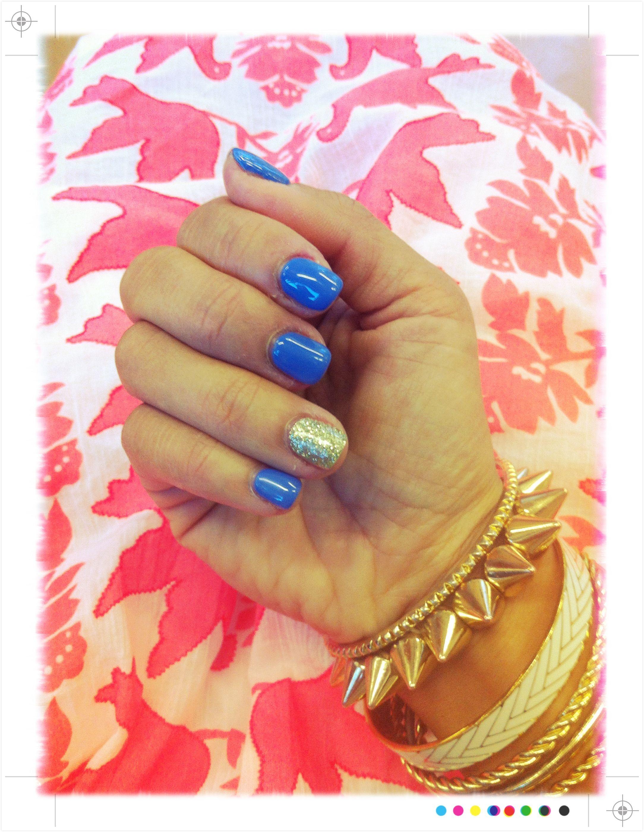 Dolphin nail/2014 May