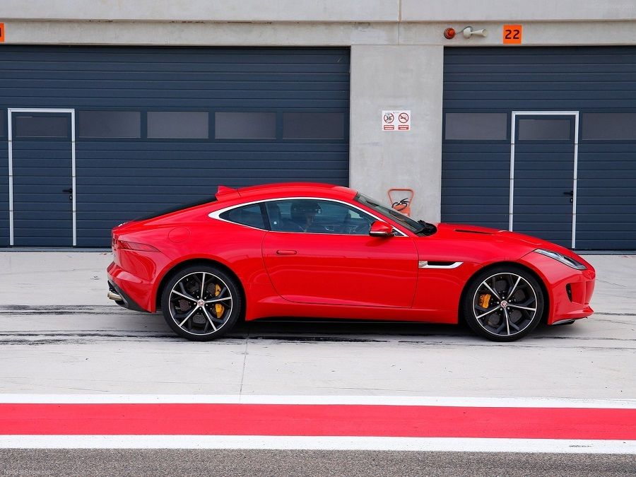 Jaguar FType Is One Of The Best Sports Cars Today - Best sports coupe 2016