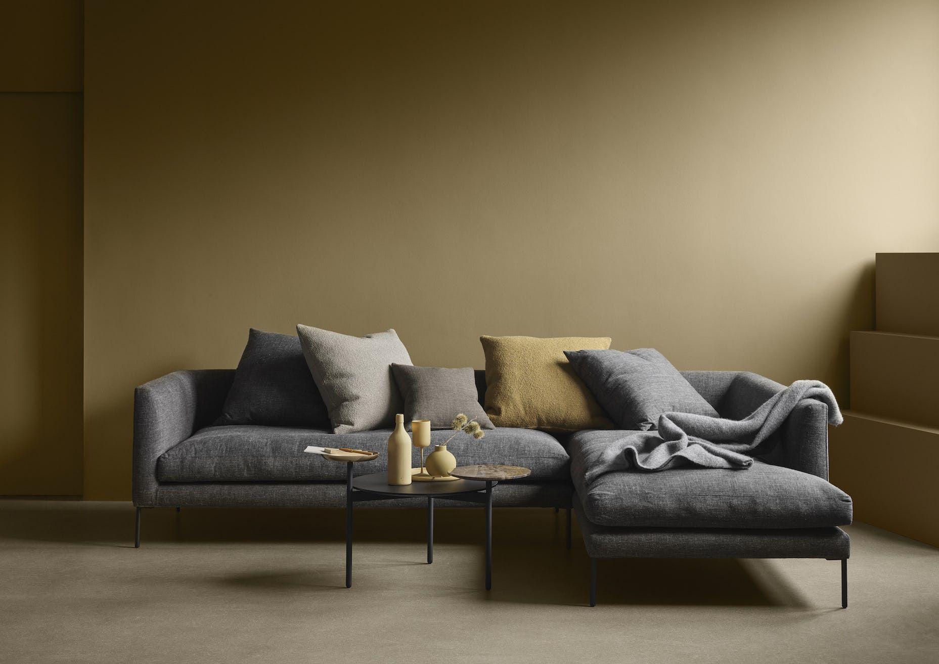 Blade Sofa By Wendelbo In 2020 Sofa Contemporary Furniture Design Sofa Design