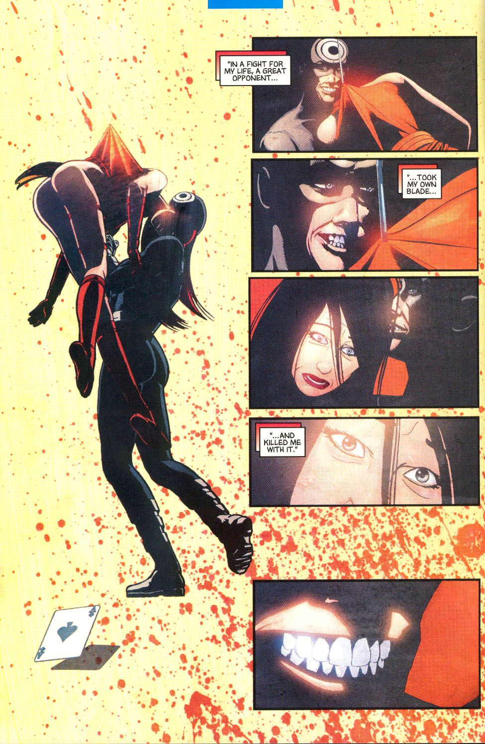 Feedmecomicart Marvel Comics Art Superhero Comic Marvel Knights