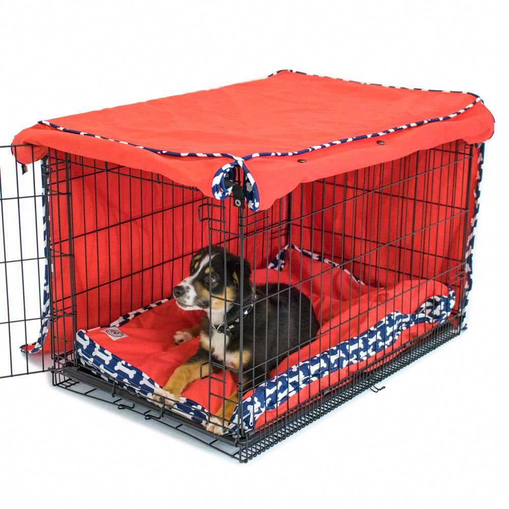 Canvas Pet Crate Cover Crate Cover Pet Crate Wire Crate