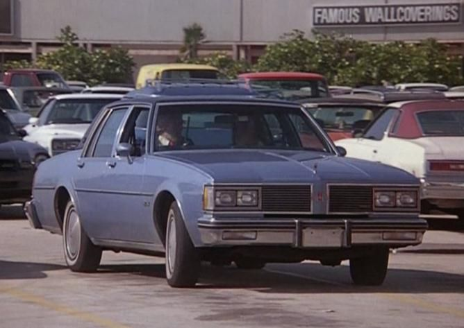1982 Oldsmobile Delta 88  Ours was grey with bench seats and