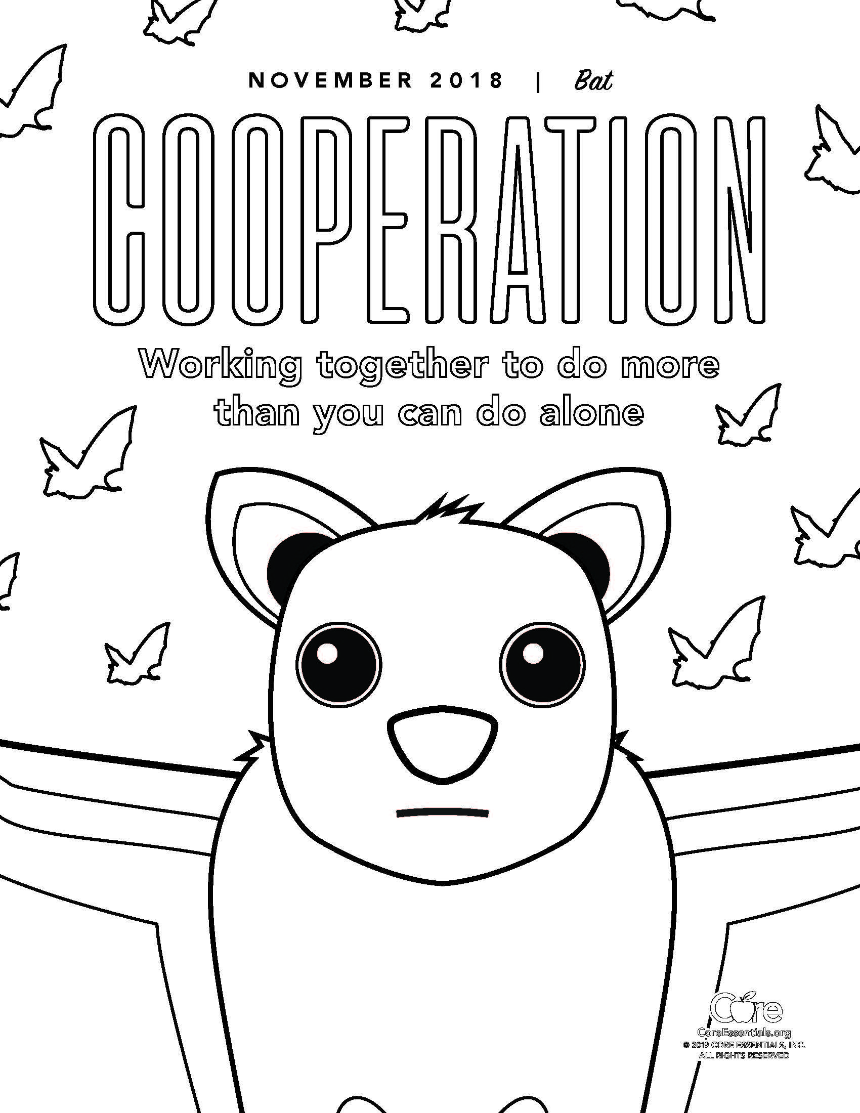 Chicken And Friends Cooperation Coloring Page Chicken Little Car
