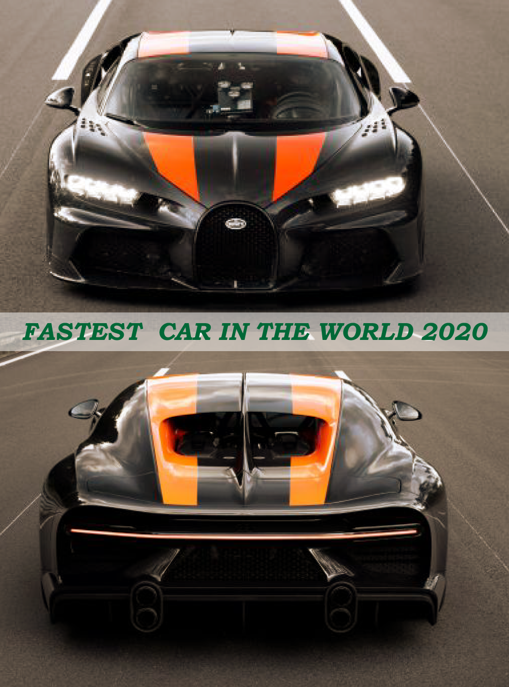 Fastest Car In The World 2020 In 2020 Car In The World Cars Bugatti Veyron Fast Cars