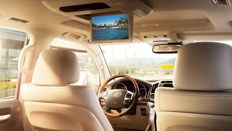 2020 Toyota Land Cruiser Current Deals & Local Inventory