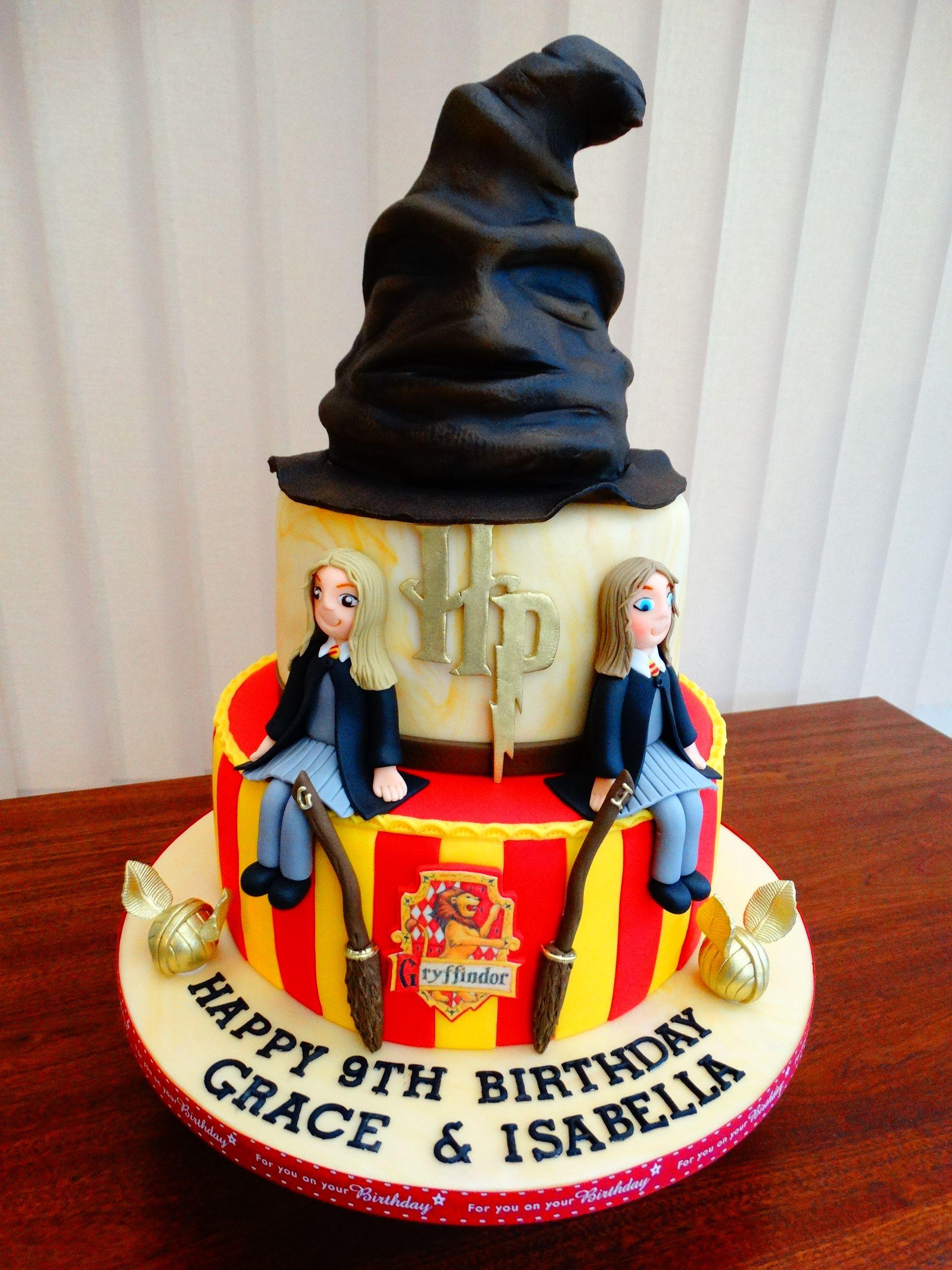 Harry potter themed cake xmcx birthday cake themed