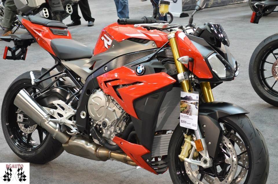 2014 BMW 160 HP 1000 R Streetfighter