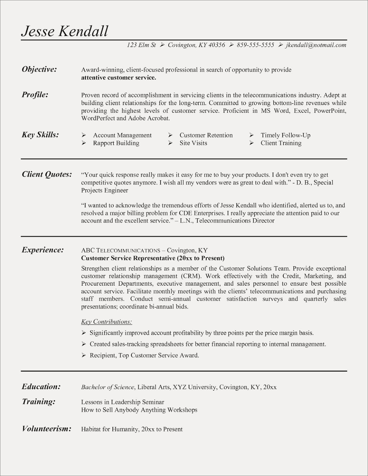 Resume Templates Beautiful Images Resume Templates