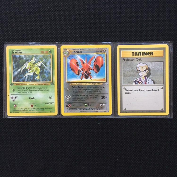 The ultimate collectors evolution set of original Pokémon